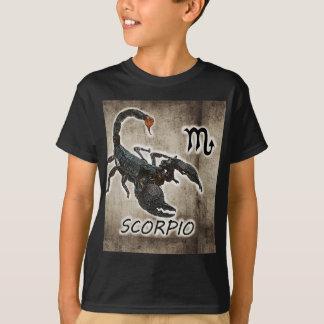 Camiseta astrologia 2017 do scorpio
