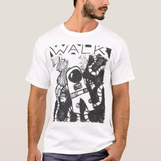 Camiseta Astronauta-camisa