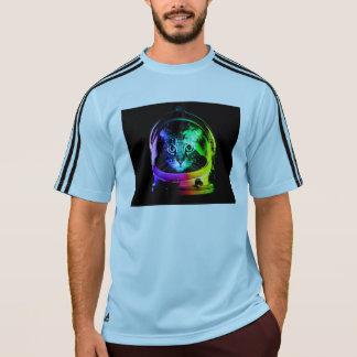 Camiseta Astronauta do gato - gato do espaço - gatos