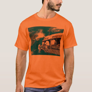 Camiseta Astronautas