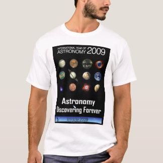 Camiseta Astronomia 2009