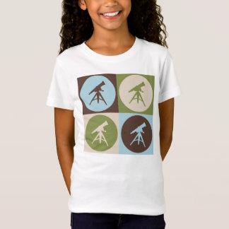 Camiseta Astronomia do pop art