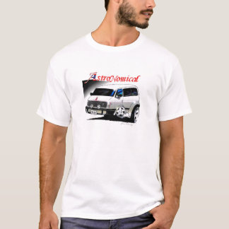 Camiseta Astronômico