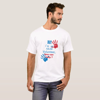 Camiseta ASUM Volunteer-3