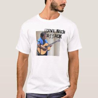 Camiseta Ataque de Dave Nach