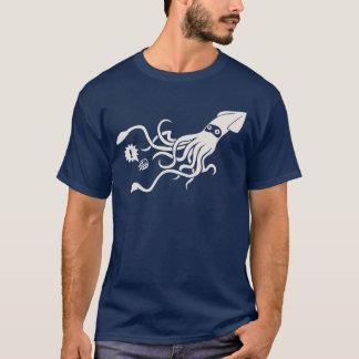 Camiseta Ataque do calamar!