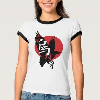 Camiseta Ataque do corvo de Tokyo