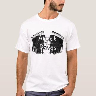 Camiseta Ataque do Daves