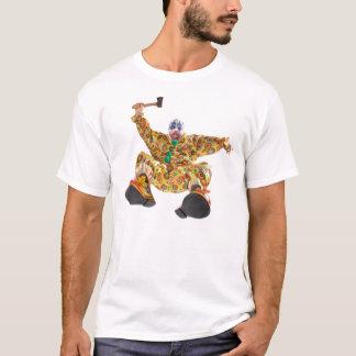 Camiseta ataque do palhaço mau
