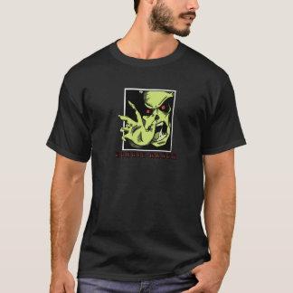Camiseta Ataque do rancho do zombi