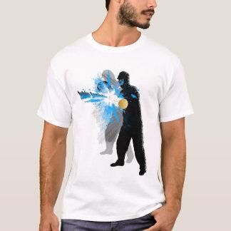 Camiseta ataque do ténis de mesa