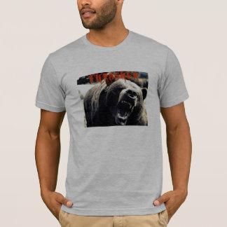 Camiseta Ataque do urso de Thrasher!