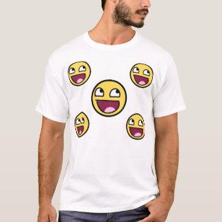 Camiseta Ataque impressionante