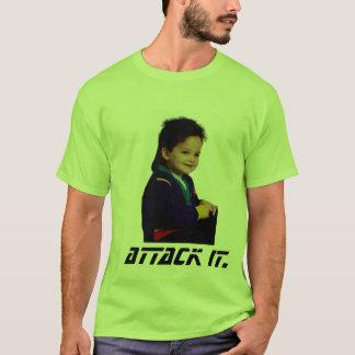 Camiseta ATAQUE-O. Fest '10 de Fred