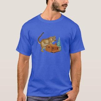 Camiseta Ataque súbito da cabine