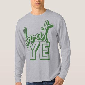 Camiseta Ataque YE, dialecto irlandês do norte do