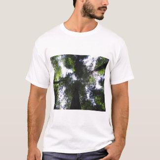 Camiseta Até as copas de árvore