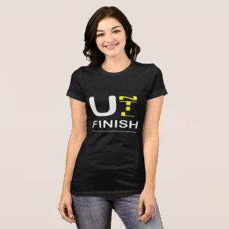Camiseta Até o revestimento