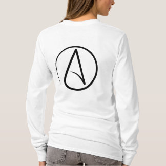 Camiseta Ateísmo