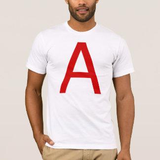 Camiseta Ateísmo em Helvética (caixa)
