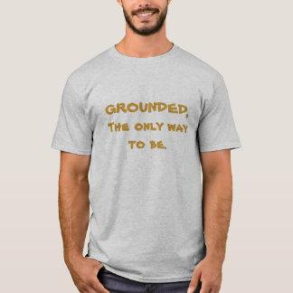 Camiseta ATERRADO, a única maneira de estar