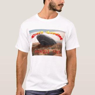 Camiseta Aterragem de impacto de Roswell