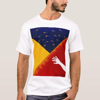 Camiseta Aterrar e repercutirir