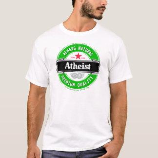 Camiseta Ateu natural