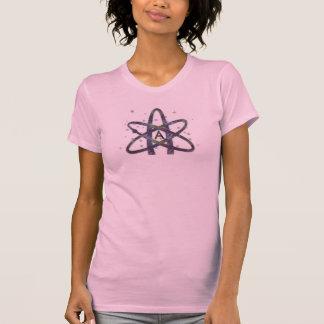 Camiseta Ateu no espaço
