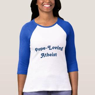 Camiseta Ateu Papa-Loving