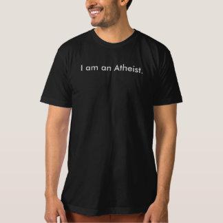 Camiseta Ateu respeitoso