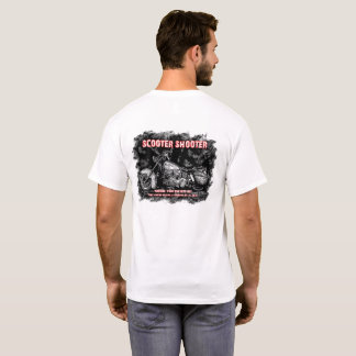 Camiseta Atirador do patinete
