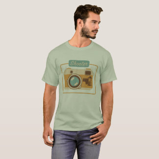 Camiseta Atirador do vintage