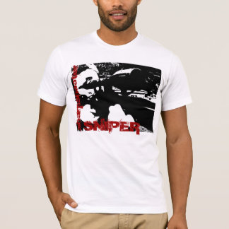 Camiseta Atirador furtivo do SharpShooter