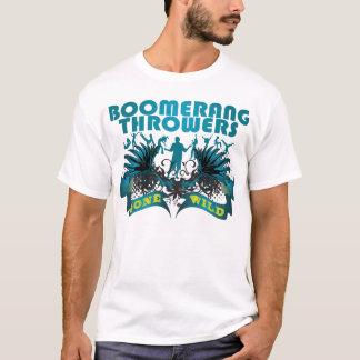Camiseta Atiradores do Bumerangue idos selvagens