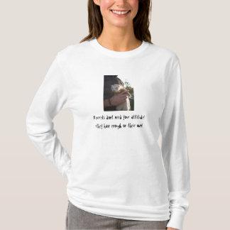Camiseta Atitude da doninha!