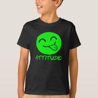 Camiseta ATITUDE! T-shirt para miúdos