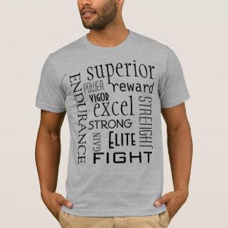 Camiseta Atleta inspirado