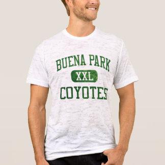 Camiseta Atletismo dos chacais de Buena Park