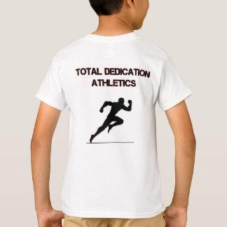 Camiseta Atletismo total da dedicação