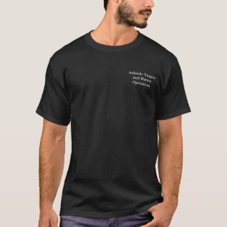 Camiseta ATMO: Obtenha algum!