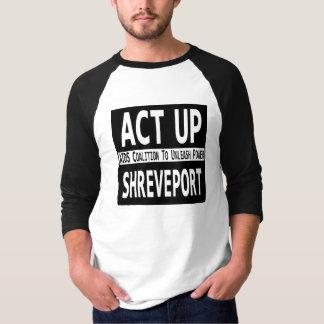 Camiseta Ato-acima Shreveport