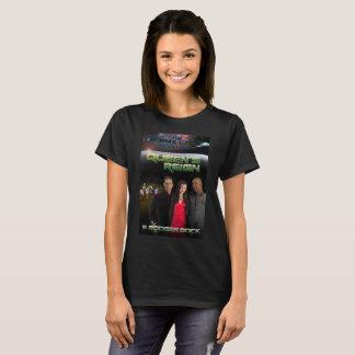 Camiseta Ato III: O reino da rainha - o cobrir oficial T