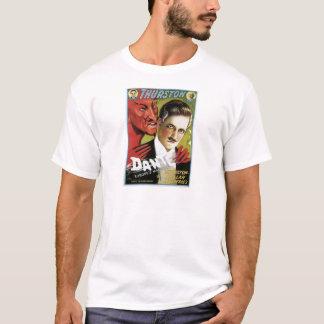 Camiseta Ato mágico do vintage do mágico de Europa do ~ de