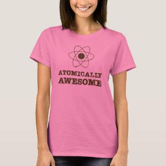 Camiseta Atômica impressionante