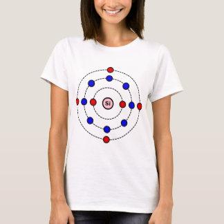 Camiseta Átomo do silicone