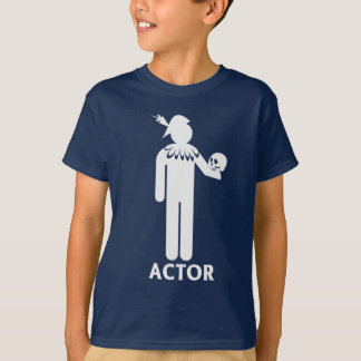 Camiseta Ator