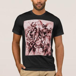 Camiseta Atormentado por demónios