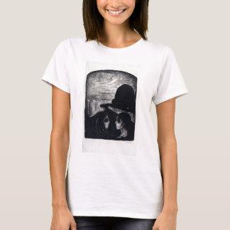 Camiseta Atração de Edvard Munch mim