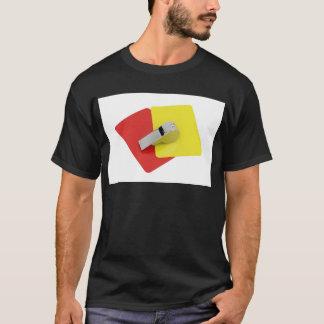 Camiseta Atributos do árbitro